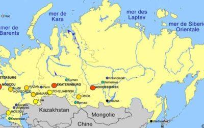Tendencias humanistas en la civilización eurasiática nordestina (Rusia)