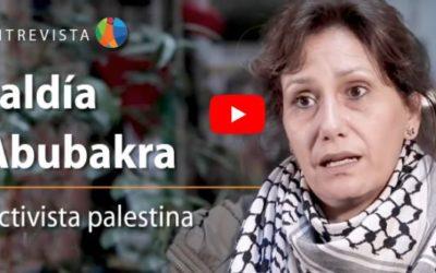 """""""La comunidad internacional debe obligar a Israel a respetar los DDHH"""""""