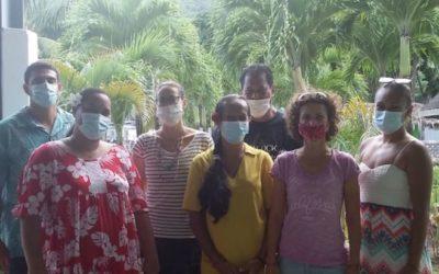 La Non Violence enseignée aux élèves de Bora Bora