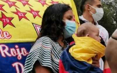 Ecuador: repudio a la violencia en Colombia