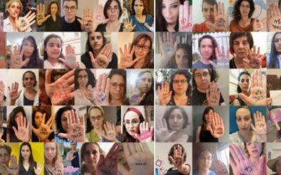 Des femmes de Jérusalem protestent contre la violence civile