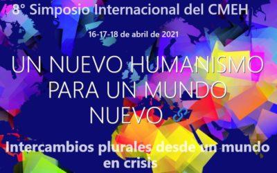 8º Simposio Internacional del Cmeh, abril de 2021