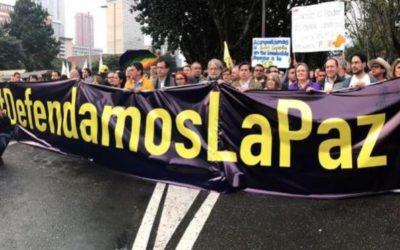 Colombia: se exige parar la violencia contra quienes protestan