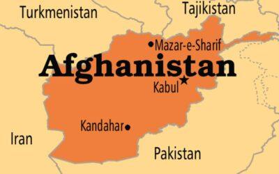 La renuncia a la guerra y el conflicto en Afganistan