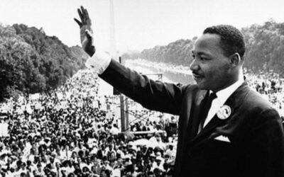 EEUU y el sueño de Martin Luther King