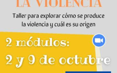 Taller Virtual sobre la Matriz y raíz de la violencia