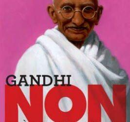 Gandhi : non à la violence