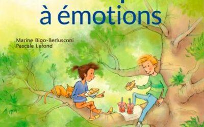 """Jeunesse : """"Le Compost à émotions"""", un livre non violent"""
